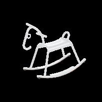 Cheval à bascule ADADA de Fermob, Blanc coton