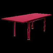 Table à allonge COSTA de Fermob, Rose praline