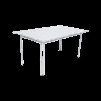 Table COSTA de Fermob, Blanc coton