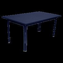 Table COSTA de Fermob, Bleu abysse