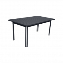 Table COSTA de Fermob, Carbone