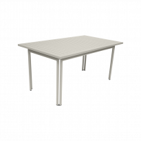 Table COSTA de Fermob, Gris argile