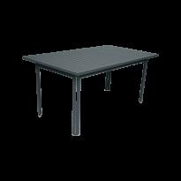 Table COSTA de Fermob, Gris orage