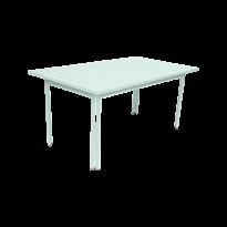 Table COSTA de Fermob, menthe glaciale