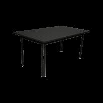 Table COSTA de Fermob, Réglisse