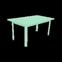Table COSTA de Fermob, Vert olive