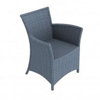 Petit fauteuil CAPRI en WaProlace de Unopiu, 6 coloris