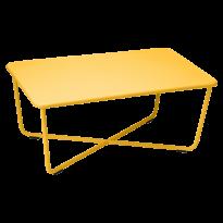 Table basse CROISETTE de Fermob, Miel