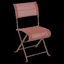 Chaise pliante DUNE PREMIUM de Fermob, 11 coloris