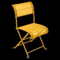 Chaise pliante DUNE PREMIUM de Fermob, Miel