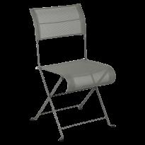 Chaise pliante DUNE PREMIUM de Fermob, Romarin Stéréo