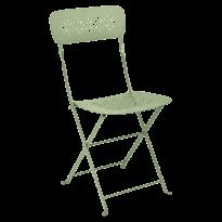 Chaise pliante LORETTE métal de Fermob, 24 coloris