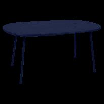 Table ovale LORETTE 160 x 90 cm de Fermob, 24 coloris