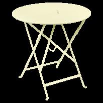 Table pliante ronde LORETTE de Fermob, 24 coloris, 2 tailles