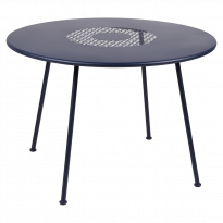 Table ronde LORETTE Ø.110 cm de Fermob, 24 coloris