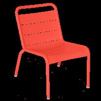 Chaise lounge LUXEMBOURG de Fermob, 24 coloris