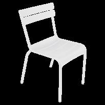 Chaise LUXEMBOURG de Fermob, Blanc coton