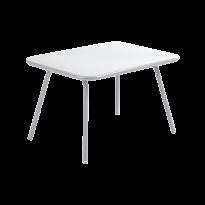 Table LUXEMBOURG KID de Fermob, Blanc coton
