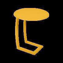 Table basse déporté ALIZÉ de Fermob, Miel