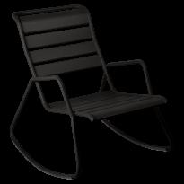 Rocking Chair MONCEAU de Fermob, Réglisse