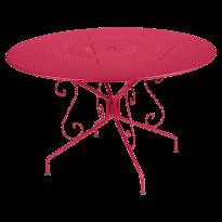 Table MONTMARTRE de Fermob D. 117 Rose praline