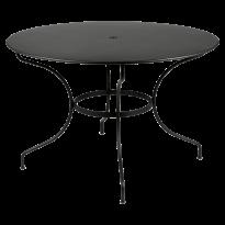 Table ronde OPÉRA D.117 de Fermob, Réglisse