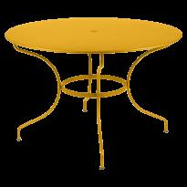 Table ronde OPÉRA + de Fermob, D. 117, Miel
