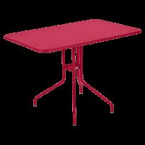 Table rabattable PÉTALE de Fermob 110 cm, 24 coloris