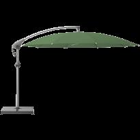 Parasol décentré PENDALEX P+ de Glatz, Rond, D.300 cm, 677 Nile