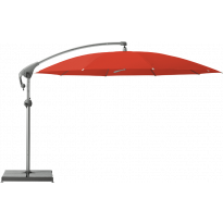 Parasol décentré PENDALEX P+ de Glatz, Rond, D.300, 516 Fire Red