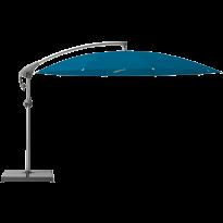Parasol décentré PENDALEX P+ de Glatz, Rond, D.350 cm, 647 Capri
