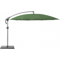 Parasol décentré PENDALEX P+ de Glatz, Rond, D.350 cm, 677 Nile