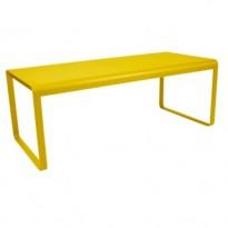 Table BELLEVIE de Fermob, Miel