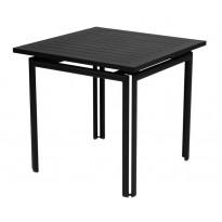 Table carrée COSTA de Fermob, Réglisse