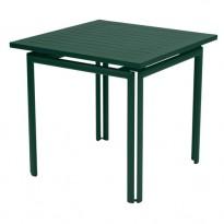 Table carrée COSTA de Fermob, Cèdre
