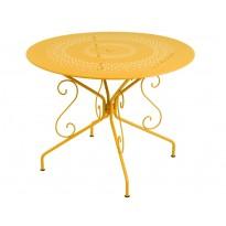 Table MONTMARTRE de Fermob D.96 Miel