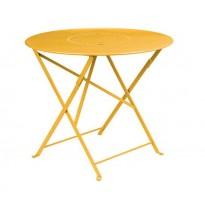 Table pliante FLORÉAL de Fermob D. 96 Miel