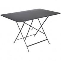 Table rectangulaire 117 x 77 cm BISTRO de fermob, Réglisse