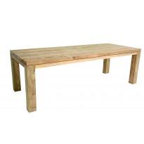 Table rectangulaire CARL, 250 x 100 cm, Teck