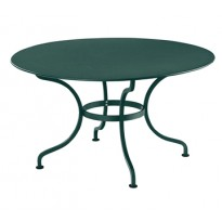Table ronde D.137 ROMANE de Fermob, 23 coloris