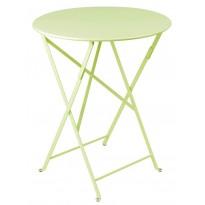 Table ronde pliante BISTRO de Fermob, 4 tailles, 24 coloris