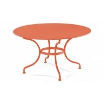 Table ronde ROMANE 117 cm de Fermob, 24 coloris