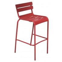 Chaise haute LUXEMBOURG de Fermob, 23 coloris