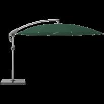 Parasol décentré PENDALEX P+ de Glatz, Rond, D.350 cm, 521 Aloe
