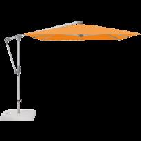 Parasol déporté SUNWING® CASA de Glatz, Structure anodisé naturel, 300 x 240 cm, 661 Helloween