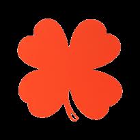 Dessous de plat TRÈFLE de Fermob, 4 coloris