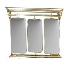 Vestiaire DAX 3 miroirs