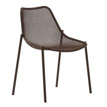 Chaise ROUND de Emu,  5 coloris