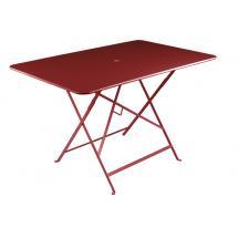 Table rectangulaire 117 x 77 cm BISTRO de fermob, 24 coloris