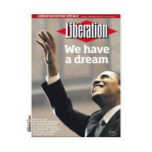Les Unes de Libé : Barack Obama